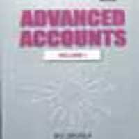 ADVANCED ACCOUNTS VOL 1 FINANCIAL ACCOUNTING PAPER II (pb)1997