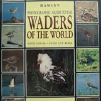 HAMLYN PHOTOGRAPHIC GUIDE TO THE WADERS OF THE WORLD (hb)1995