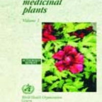 WHOW:  MONOGRAPHS ON SELECTED MEDICINAL PLANTS VOL-1 (pb)2005