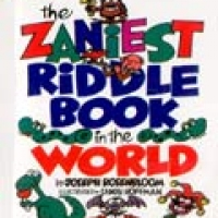 ZANIEST RIDDLE BOOK IN THE WORLD, THE (pb)2007
