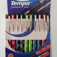 Tempo Fountain Pen (Pack of 10)