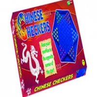 CHINESE CHECKERS AGE 7+ 2-6 PLAYERS