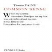 GIS: COMMON SENSE (pb)2004