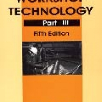 WORKSHOP TECHNOLOGY PART-3 3e(pb)1998