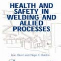 HEALTH AND SAFETY IN WELDING AND ALLIED PROCESSES 5e(hb)2007