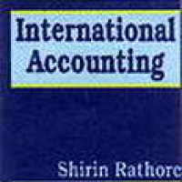 INTERNATIONAL ACCOUNTING (pb)96