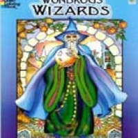 WONDROUS WIZARDS (pb)