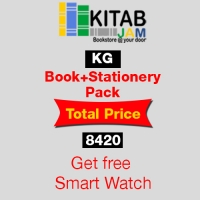 Beaconhouse Book & Stationery Pack Class-KG