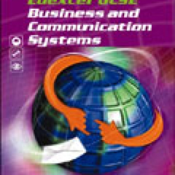 EDEXCEL GCSE BUSINESS AND COMMUNICATION SYSTEMS (pb)2001