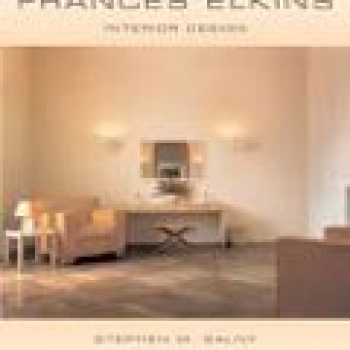FRANCES ELKINS: INTERIOR DESIGN (hb)2005