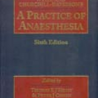 WYLIE AND CHURCHILL-DAVIDSON'S: A PRACTICE OF ANAESTHESIA 6e(hb)95