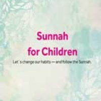 SUNNAH FOR CHILDREN