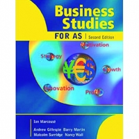 BUSINESS STUDIES FOR AS 2e(pb)2007