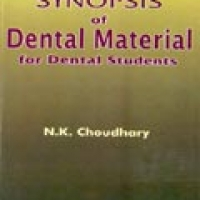 SYNOPSIS OF DENTAL MATERIAL FOR DENTAL STUDENTS (pb)2009