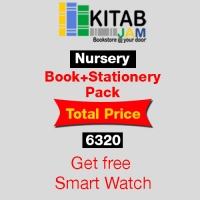 Beaconhouse Book & Stationery Pack Class-Nursery