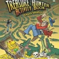 TREASURE HUNTER ACTIVITY BOOK (pb)