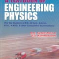 TEXTBOOK OF ENGINEERING PHYSICS, A 7e(pb)2007
