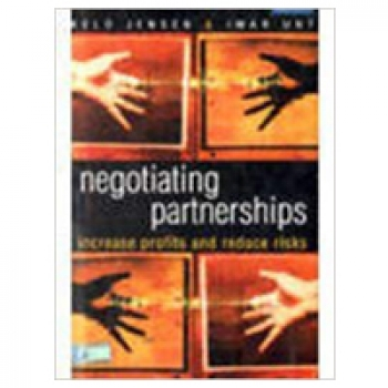 NEGOTIATING PARTNERSHIPS (pb)2002