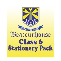 Class 6 Stationery Pack