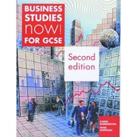BUSINESS STUDIES FOR GCSE 2e(pb)2004