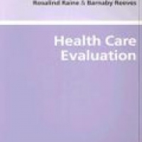 HEALTH CARE EVALUATION (pb)2006