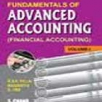 FUNDAMENTALS OF ADVANCED ACCOUNTING VOL-1 (FINANCIAL ACCOUNTING) 3e(pb)2012