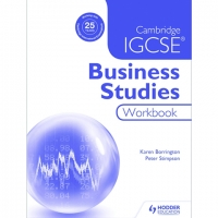 CAMBRIDGE IGCSE® BUSINESS STUDIES WORKBOOK (pb)