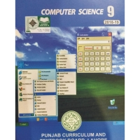 A Textbook of Computer Science for Class IX