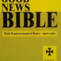 GOOD NEWS BIBLE WITH DEUTEROCANONICAL BOOKS/APOCRYPHA (hb)