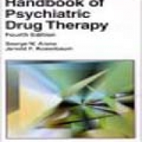 HANDBOOK OF PSYCHIATRIC DRUG THERAPY 4e(pb)2000