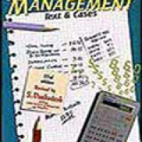ACCOUNTING FOR MANAGEMENT: TEXT AND CASES (pb)1996
