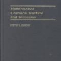 HANDBOOK OF CHEMICAL WARFARE AND TERRORISM (hb)2004