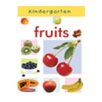 KINDERGARTEN: FRUITS (hb)