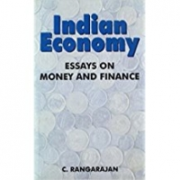 INDIAN ECONOMY: ESSAYS ON MONEY & FINANCE (pb)2002