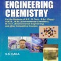 TEXTBOOK OF ENGINEERING CHEMISTRY, A 12e(pb)2011
