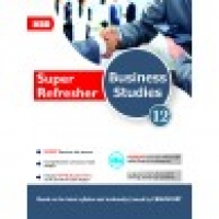Mbd Super Refresher Business Studies, Grade 12 (E) Cbse ( Edition: Sep-2016 )