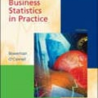 BUSINESS STATISTICS IN PRACTICE (W/CD) 3e(pb)2003