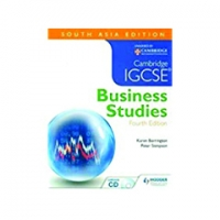 CAMBRIDGE IGCSE® BUSINESS STUDIES 4e (WITH CD) (pb) 2013