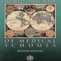 WORLD DIRECTORY OF MEDICAL SCHOOL 7e(pb)2005