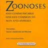 ZOONOSES AND COMMUNICATION DISEASES COMMON TO MAN AND ANIMALS VOL-1 3e(pb)2006