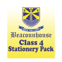 Class 4 Stationery Pack