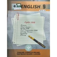 English  for Class IX