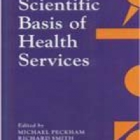 SCIENTIFIC BASIS OF HEALTH SERVICES (hb)1997
