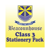 Class 3 Stationery Pack