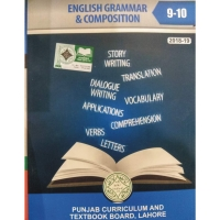 English Grammar and Composition for IX-X