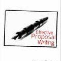 EFFECTIVE PROPOSAL WRITING (pb)2006