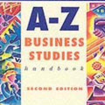 GCSE A-Z  BUSINESS STUDIES HANDBOOK 2e(pb)2002