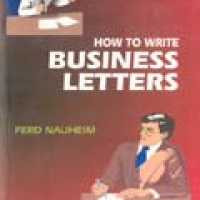 HOW TO WRITE BUSINESS LETTERS (pb)2001