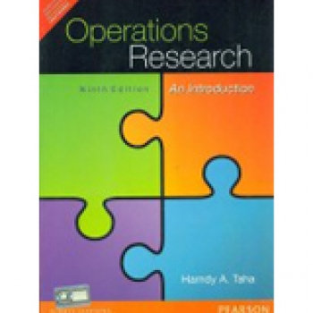 OPERATIONS RESEARCH: AN INTRODUCTION, 9e (pb)