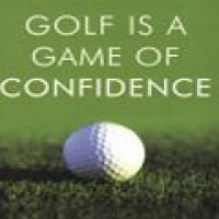 GOLF IS A GAME OF CONFIDENCE (pb)2004